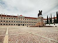 Дворец Пасу-Дукал, Вила Висоза