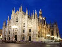 Кафедральный собор, Милан
