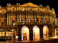 Театр Ла-Скала, Милан