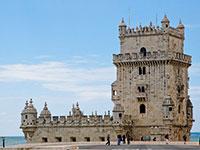Лиссабон, башня Белем