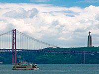Лиссабон. Река Тэжу