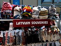 Сувениры из Латвии