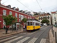 Лиссабон. Трамвай №28