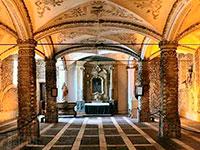 Часовня костей Церкви Св. Франциска