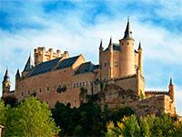 Сеговия, замок Алькасар
