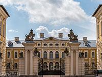 Рундальский дворец