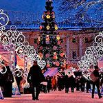 Новогодний тур в Санкт-Петербург