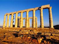 Храм Посейдона, мыс Соунион