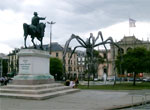 Памятник генерала Дюфура