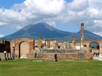 Экскурсия в Помпеи