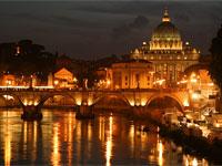 Ночная экскурсия по Риму