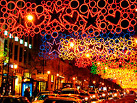 Новый год в Мадриде
