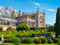 Туры из Ташкента в Крым