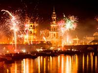 Новый год в Дрездене