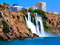 Водопад Карпузкалдиран