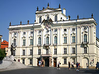 Дворец Штернберг  в Праге