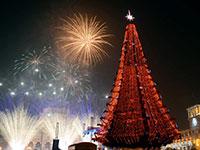 Новый год в Армении