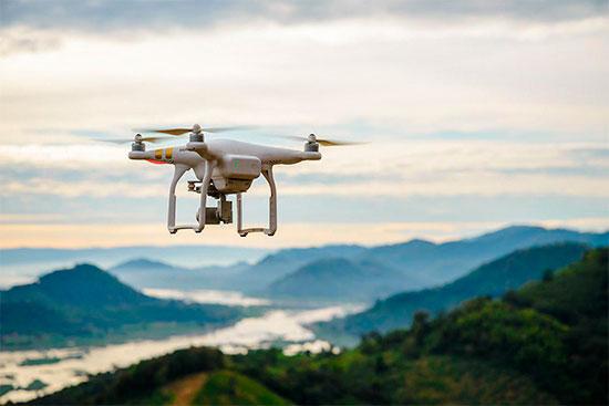 В Таиланде будут штрафовать за съемку с незарегистрированного дрона
