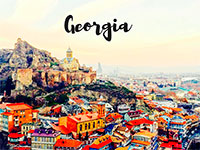 Новый год в Грузии