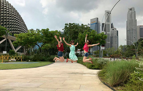 Тур в Сингапур