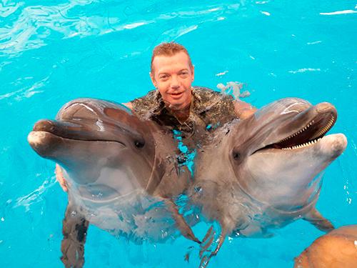 Дельфинарий в Таиланде