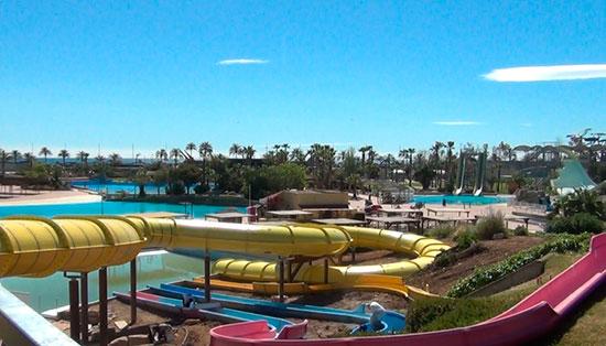 Парк развлечений «Акваполис Ла-Пинеда»