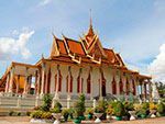 Камбоджа. Королевский дворец