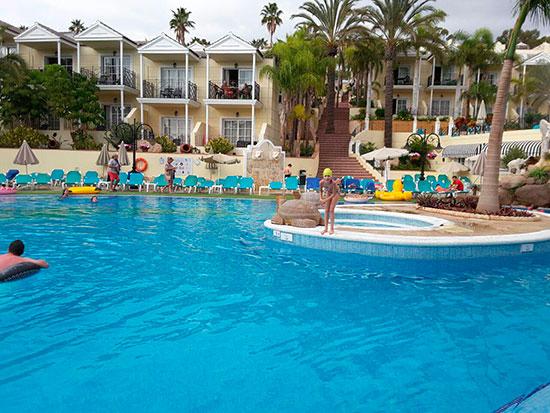 Gran  Oasis Resort  4*